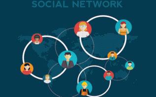 Ciclo de pessoas em networking